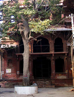 Hith Mandir next to Radhavallabh Mandir