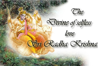 Splendid Love of RadhaKrishna